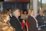 Terhi Viljanen (HEUNI), Pekka Viirre (Soome Kirik), Ulla Mohell (Soome Justiitsministeerium)