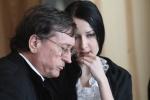 Gabor Roszik Ungarist ja Katsiaryna Zhdanok Valgevenest