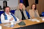 prof dr Elmar Weitekamp, prof dr Otmar Hagemann, Hanna Kotsjuba (Eestist)