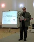 Dr. Kurg, Balti Kriminaalpreventsiooni Instituudi juht